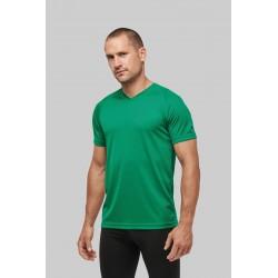 T-shirt de sport manches...