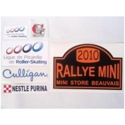 Autocollants - Stickers plusieurs formats CIT Dessaint