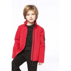 Softshell enfant (K402)