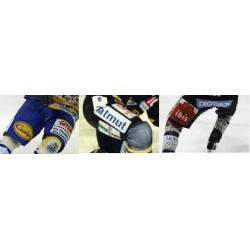 Exemple housses de culotte de hockey sur glace
