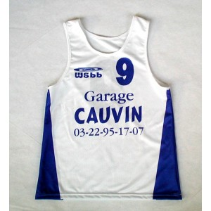 Exemple Maillots de Basketball