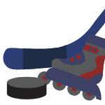 Roller Hockey   Personnalisation de tenues   CIT Dessaint