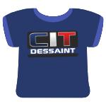 T-shirt 100% personnalisable à votre image   CIT Dessaint