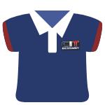 Polo 100% personnalisable à votre image   CIT Dessaint